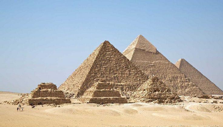 Vakantie Egypte - Piramides2