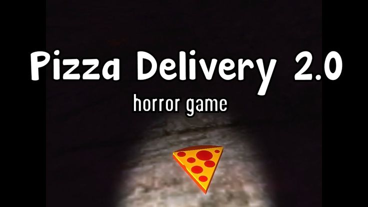 Pizza Delivery 2.0 l SCARIEST DELIVERY OF MY LIFE l Scary Indie Gameplay