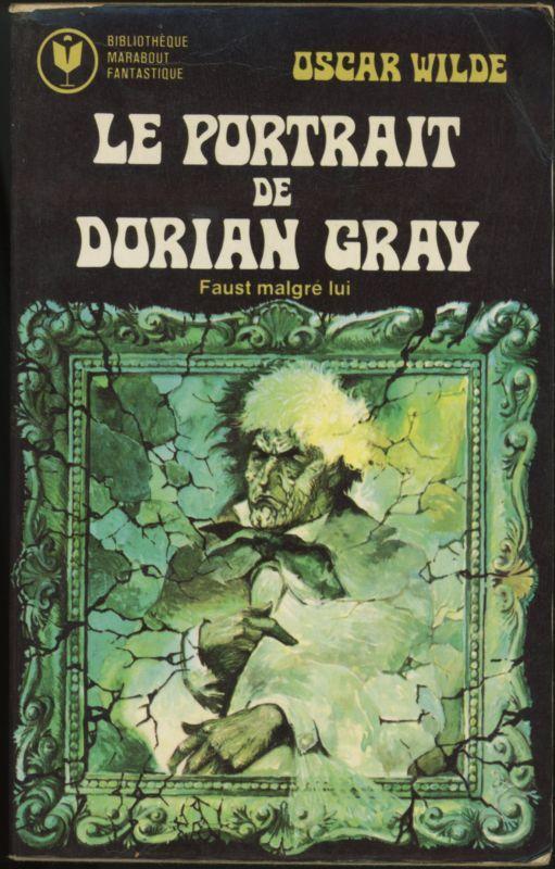Le Portrait De Dorian Gray, Oscar Wilde Marabout ...
