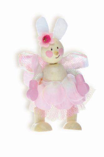 Le Toy Van Rabbit Doll Rose