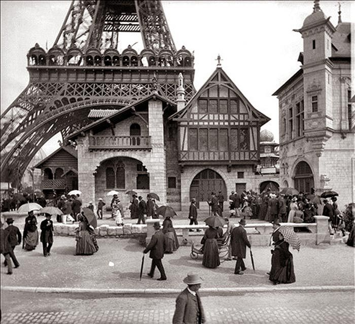 Unrecognizable Paris: The Monuments that Vanished | Messy Nessy Chic