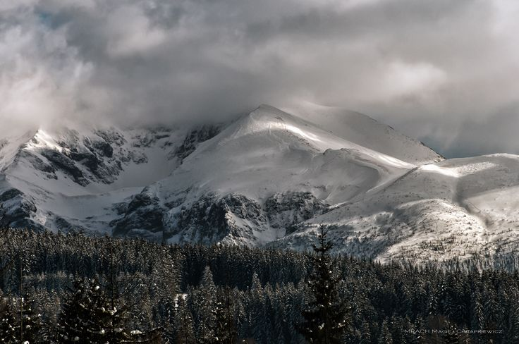 Zimowe Tatry – Czerwone Wierchy