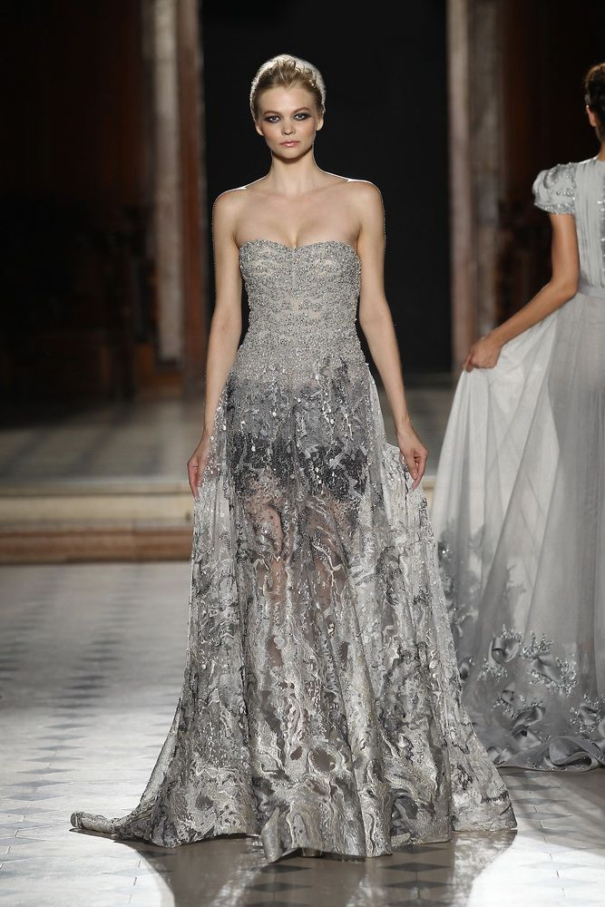 Tony Ward Couture Fall Winter 2015-16 l Style 38