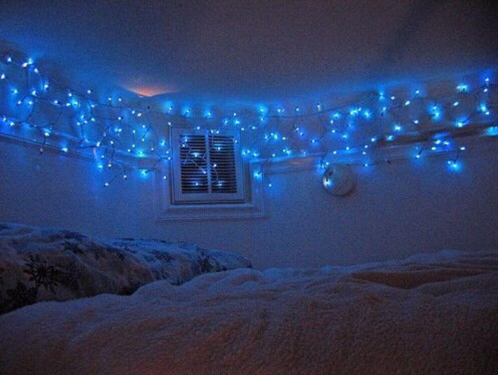 Schön Schlafzimmer Weihnachtsbeleuchtung Ideen Für Eine Gemütliche Atmosphäre U2013  Haus Deko