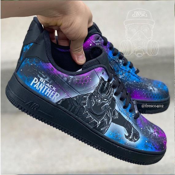 Etsy | Marvel shoes, Nike shoes