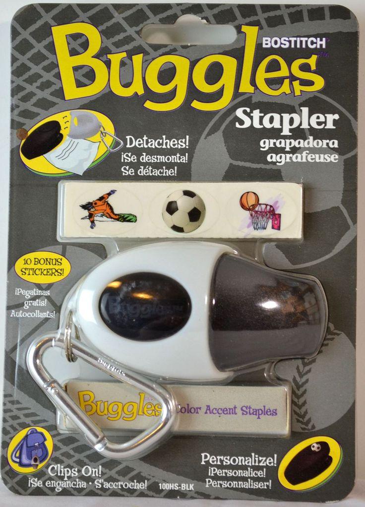 Stanley Bostitch Buggles Kids Stapler