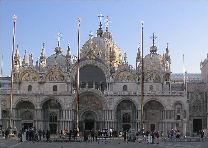 Basilique Saint-Marc - Venise, Italie