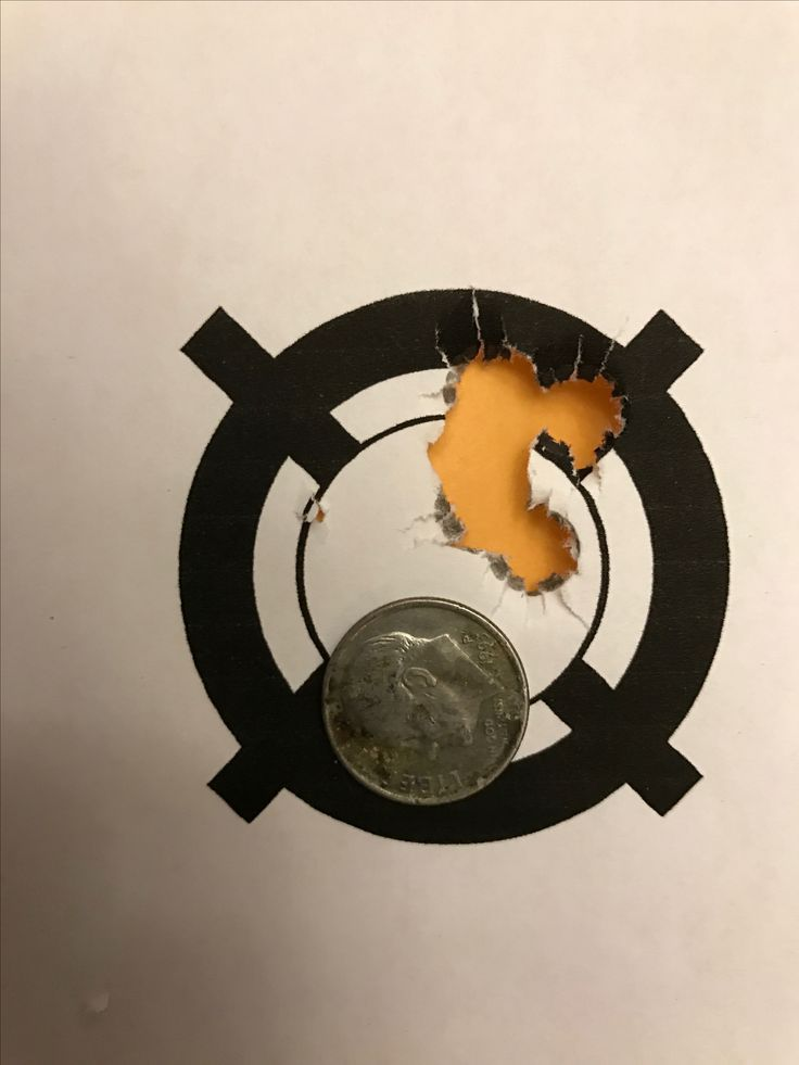 Shot with the 308 RPR at 100 yards. No problem. 155 grain Sierra MatchKing, 45.5 grains IMR 4895 with Lapua brass.