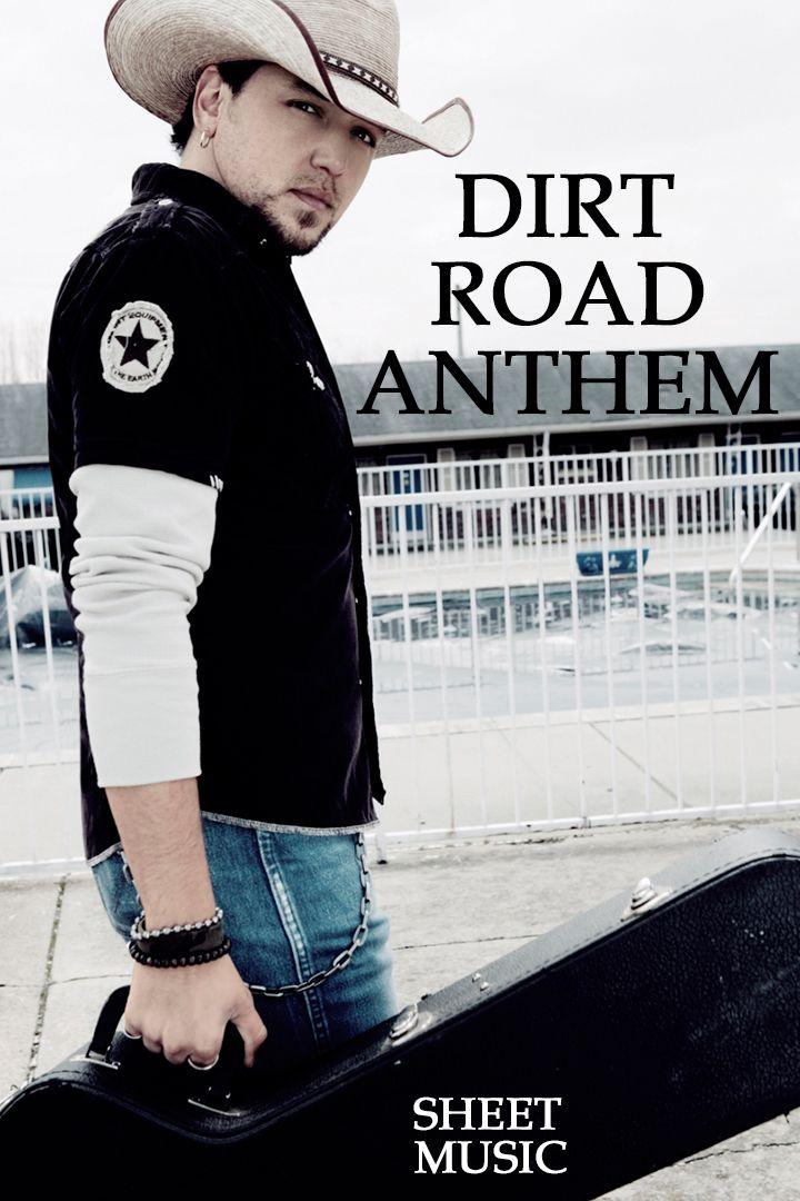 Dirt road anthem sheet music | download free in pdf or midi.
