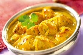 curry de poulet express
