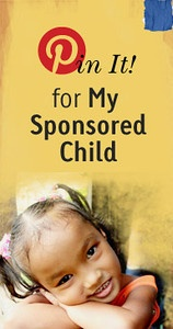 Repin to help bring hope to children living in poverty.