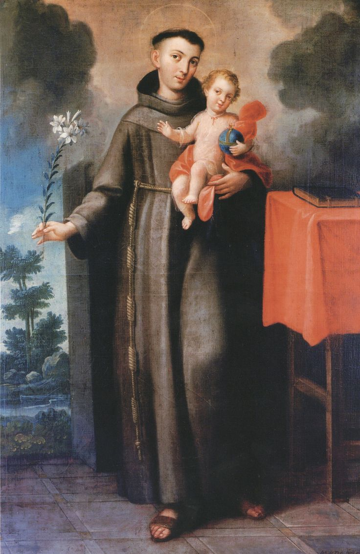 St Anthony Quote Quot I Ask That If You Find Anything