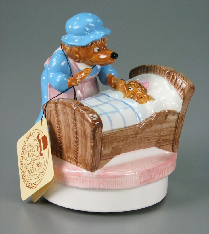 The Berenstain Bears: Lullaby Time Music Box
