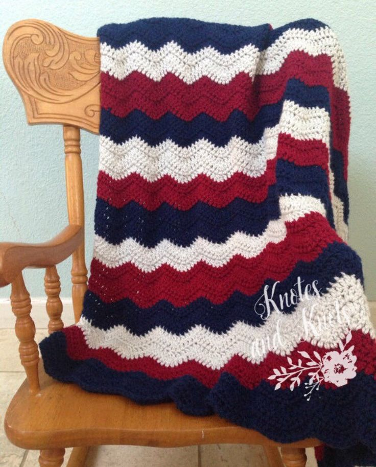 Navy, red and gray baby blanket. This is a very special handmade crochet baby blanket.  This baby afghan will make a wonderful baby shower gift.  This blanket would make a lovely addition to your baby nursery decor. Perfect also, for travel, strollers, prams, cribs, tummy time and photo props.