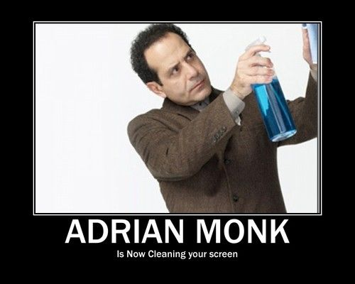 I wish:-) Monk