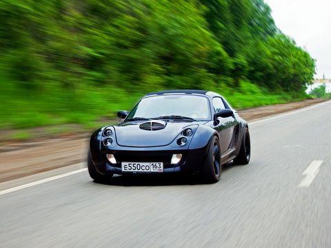 Smart Roadster, best small car