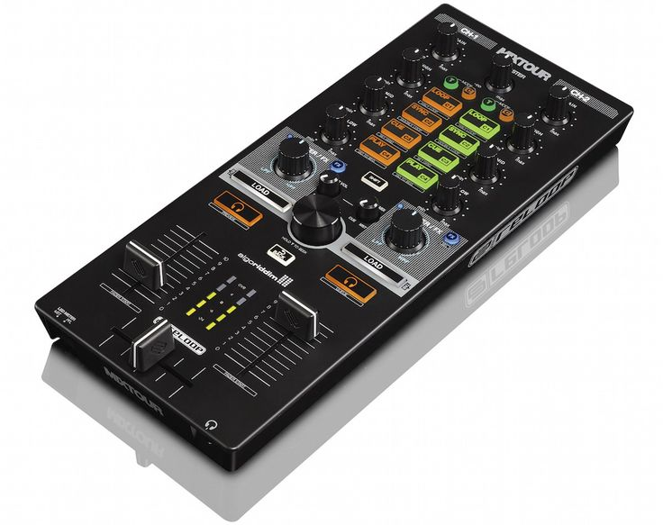 MIXTOUR has been designed from the ground-up to offer a compact, two-channel DJ controller layout which allows you to get the party started anywhere, anytime. Working closely with together with Alg…