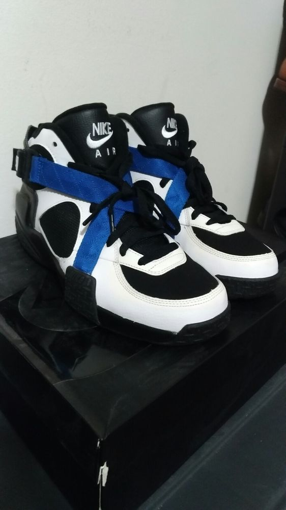 timeless design 4ebf0 d790d 2014 Nike Air Raid Basketball sz 11 Duke white Royal blue 642330 014 DS  vintage  fashion  clothing  shoes  accessories  mensshoes  athleticshoes  (ebay link)