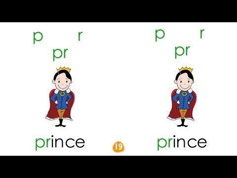 Phonics Songs - Consonant Blends