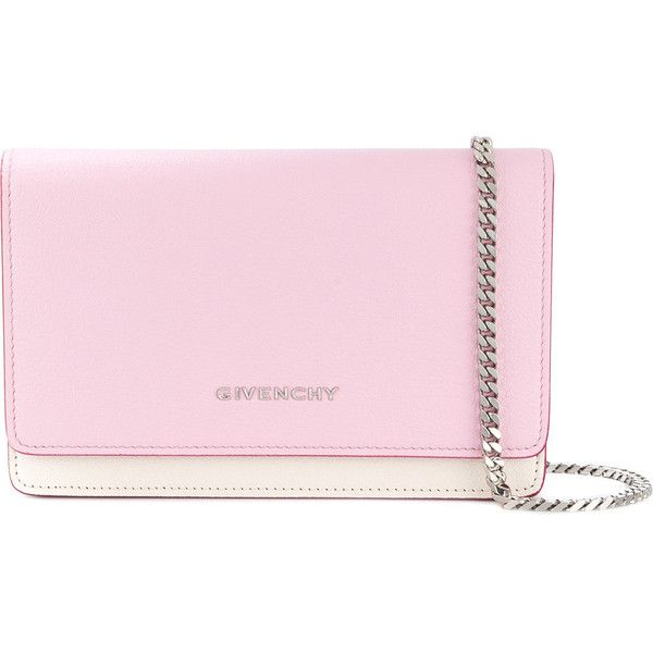 Givenchy colour block clutch ($1,087) ❤ liked on Polyvore featuring bags, handbags, clutches, pink clutches, multi color handbag, multicolor handbags, multi colored purses and pink handbags