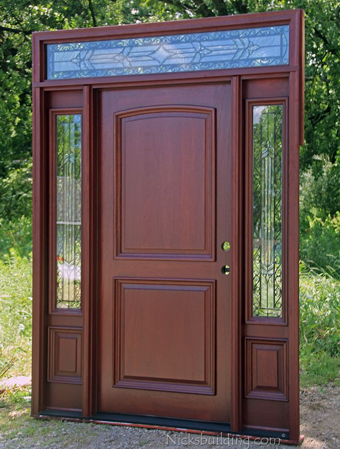 Home Entrance Door And Windows Are Considered Exits