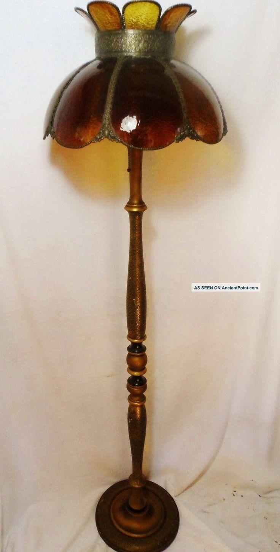 Best 20 Antique Floor Lamps Ideas On Pinterest