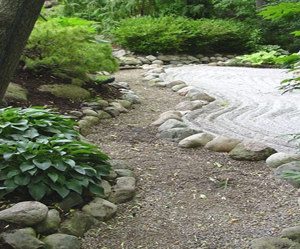 21 best images about landscaping ideas on pinterest for Japanese meditation garden design