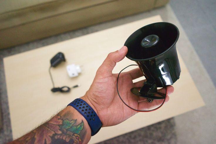 Comment fabriquer une sirène d'alarme de 125 dB compatible HomeKit ?