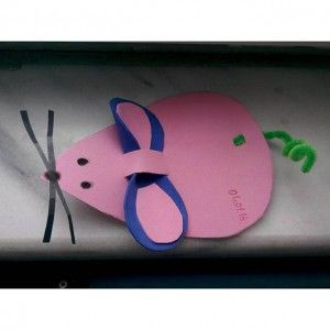 mouse craft idea for kids (1)