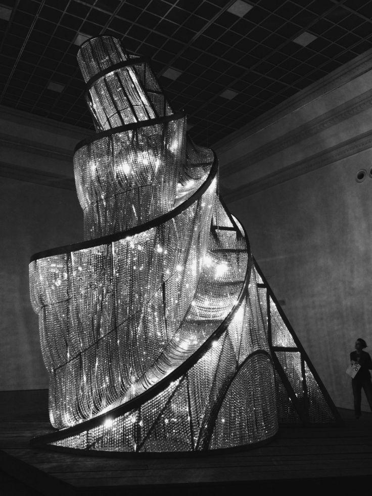 ai wei wei intallation @ Zachęta gallery/Warsaw