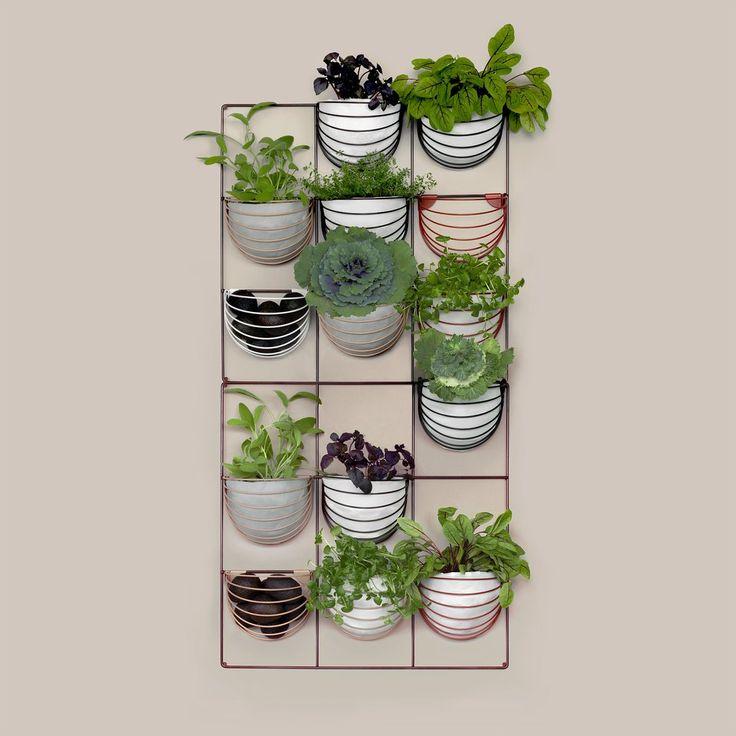 Wallment herb wall | Nordic Design