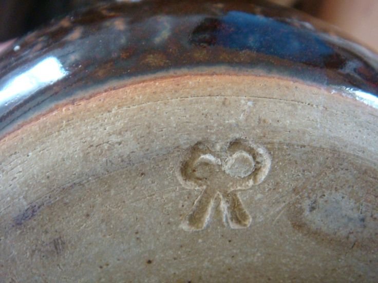 Ross Richards of Thackwood Pottery.