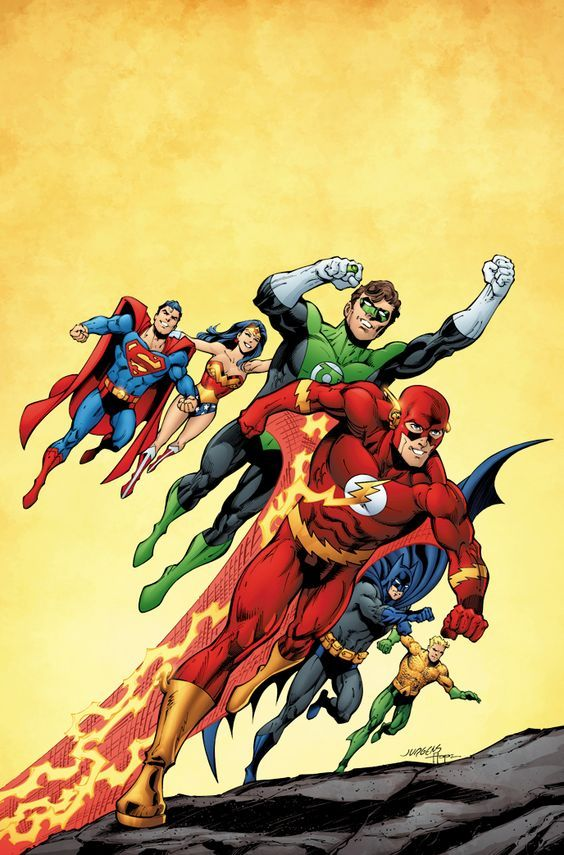 Justice League #3 cover art by Dan Jurgens, Sandra Hope and Carrie Strachan