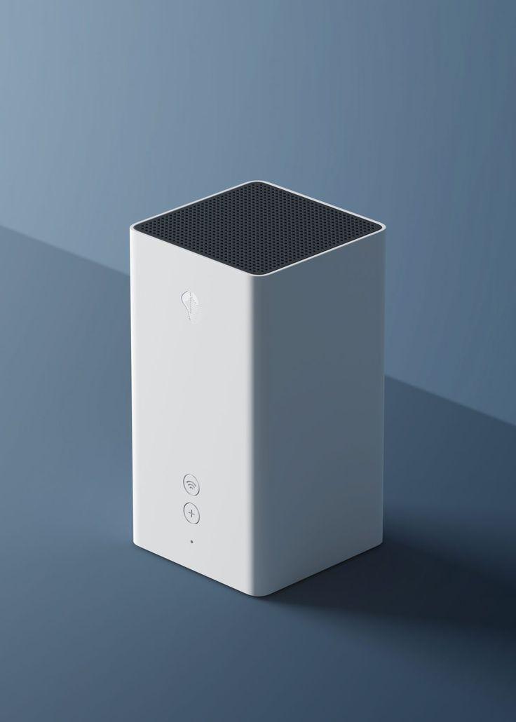 Swisscom - Internet-Box 2 by Noto (standalone)