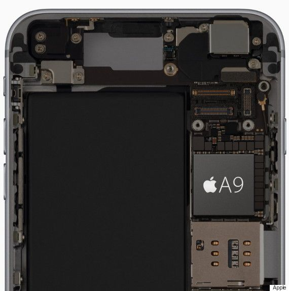 iphone chip