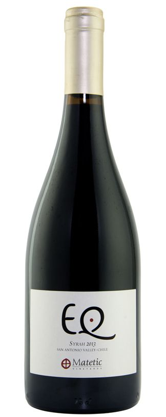 Matetic EQ Syrah