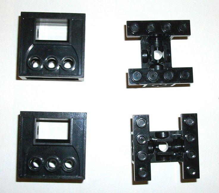 LEGO Technic Worm Gear Racks Black Mindstorms Part 6588 6585 Set 8479 8482 6212