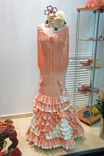 Sevilla - Flamenco Dress by WVJazzman,