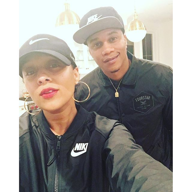 Tia Mowry-Hardrict and Cory Hardrict  - 25 Celebrity Couples Who Love Being In Love