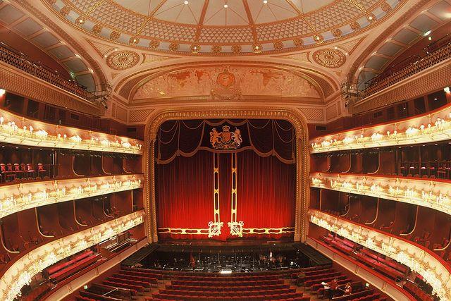 Royal Opera House #London #goingout #accorcityguide // The nearest AccorHotels: Sofitel London St James
