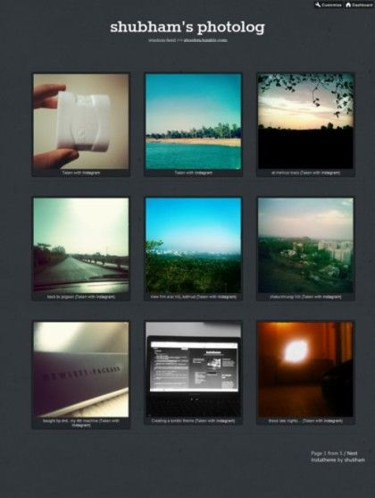 50 Best Free Tumblr Themes With Great Designs
