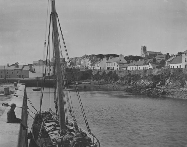 The Balfour Album On Line at Nui Galway - image 0022 - Roundstone Harbour