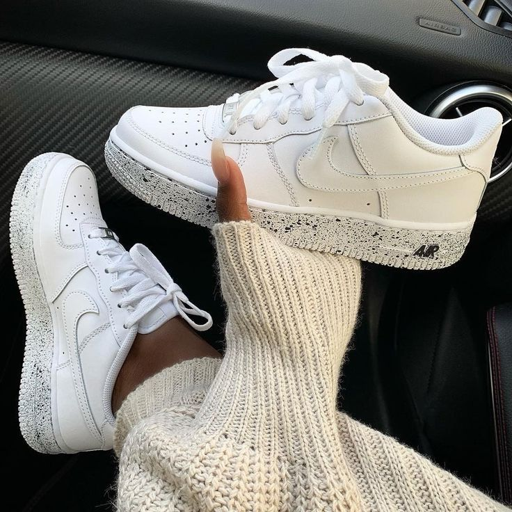 nike air force 1 noir occasion