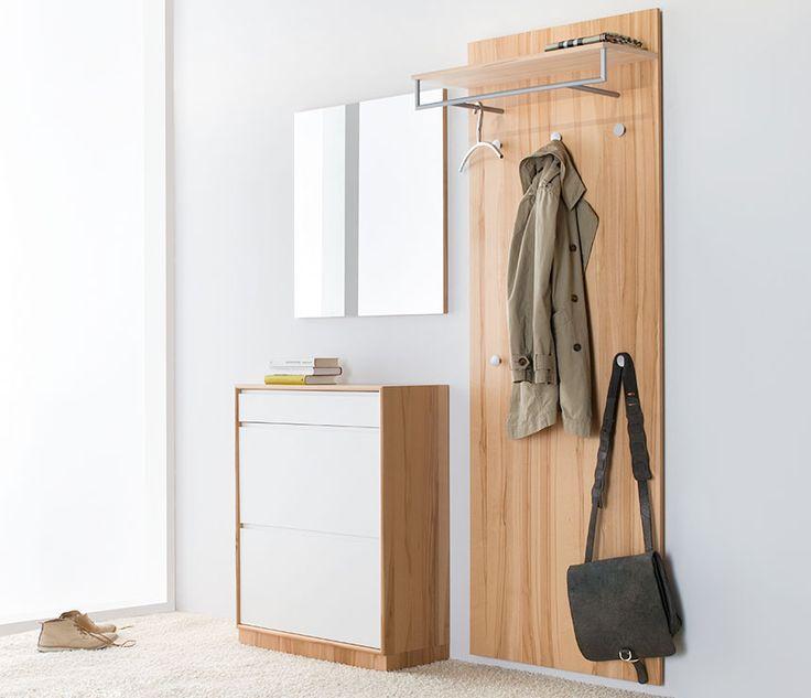 Panama Cloak stand and hallway cabinet