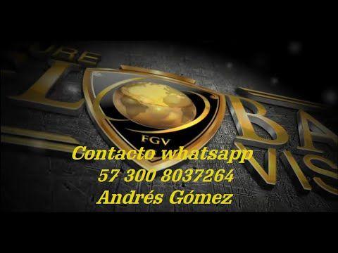 Palabras del CEO de FGV  Raul Serrano Qué es FutureGlobalVision