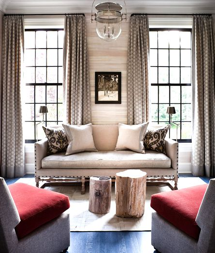 A Greenwich, CT Home Decorated By Interior Design Personality Thom Filicia.  A Home Filled