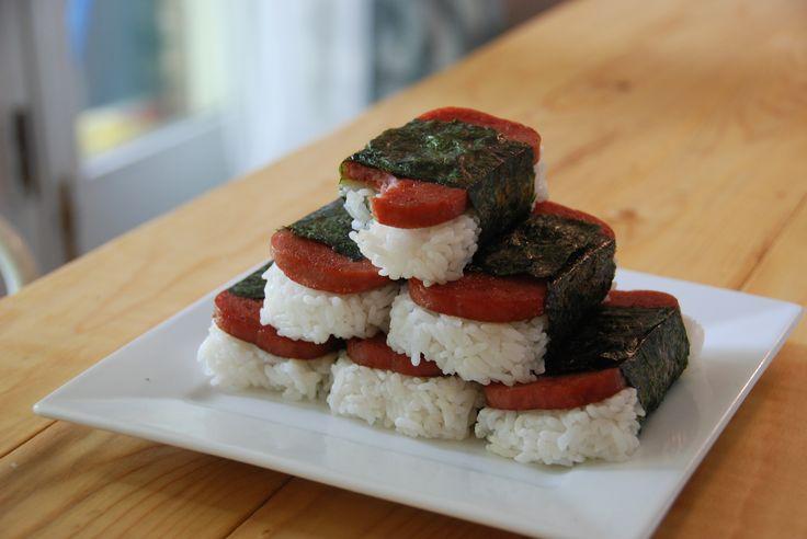 how to make spam musubi sauce