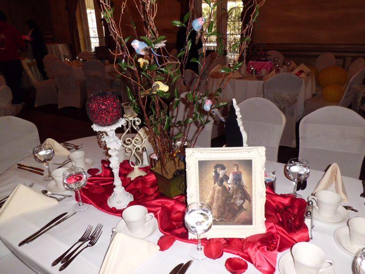 Disney Princess Wedding Centerpieces Eydt