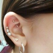 Top 10 Types of Ear Piercings,Best ear piercings.