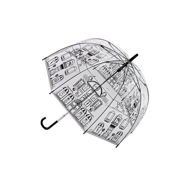 Vogue Loves ❤ liked on Polyvore featuring umbrella